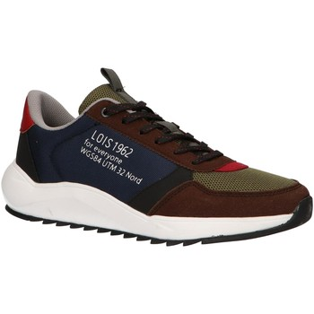 Zapatos Hombre Zapatillas bajas Lois 84884 Azul