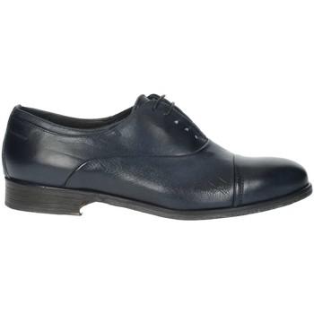 Zapatos Hombre Derbie Veni T0001 Azul
