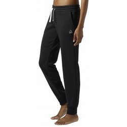 textil Mujer Pantalones de chándal Reebok Sport French Terry Pant negro