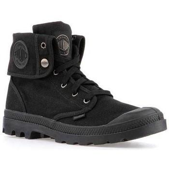 Zapatos Hombre Zapatillas altas Palladium Mens  Baggy 02353-060-M negro