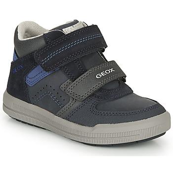 Zapatos Niño Zapatillas bajas Geox ARZACH M Marino