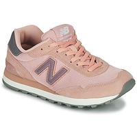Zapatos Mujer Zapatillas bajas New Balance WL515GBP-B Rosa