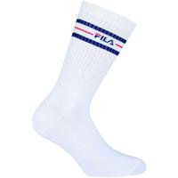 Accesorios textil Hombre Calcetines Fila Normal socks manfila3 pairs per pack Blanco