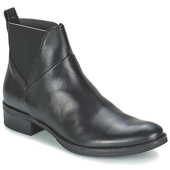 Zapatos Mujer Botas de caña baja Geox MENDI ST D Negro