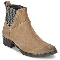 Zapatos Mujer Botas de caña baja Geox MENDI ST D Beige