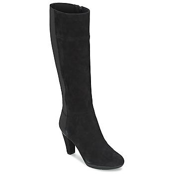 Zapatos Mujer Botas urbanas Geox INSPIRAT ST C Negro