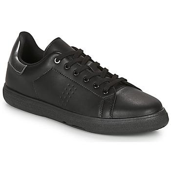Zapatos Hombre Zapatillas bajas André EASYSTYLE Negro