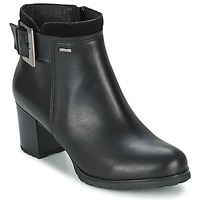 Zapatos Mujer Botines Geox LISE Negro