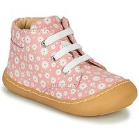 Zapatos Niña Zapatillas altas GBB ATARINA Rosa