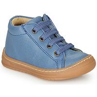 Zapatos Niño Zapatillas altas GBB HIPOTE Azul