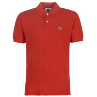 textil Hombre Polos manga corta Lacoste POLO L12 12 REGULAR Rojo