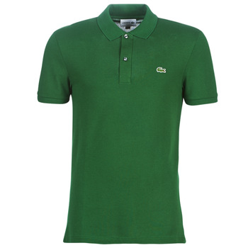 textil Hombre Polos manga corta Lacoste PH4012 SLIM Verde