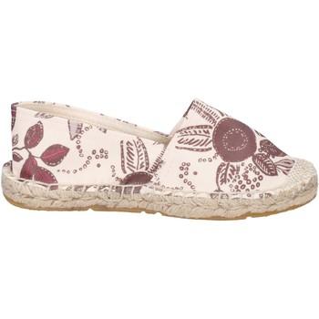 Zapatos Niña Alpargatas Manila Grace alpargatas textil beige