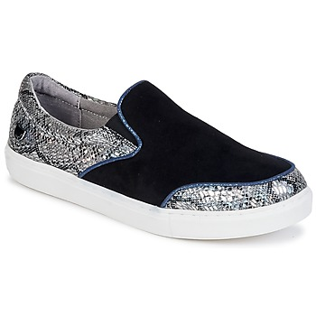Zapatos Mujer Slip on Lollipops VOLTAGE SLIP ON Negro