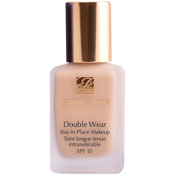 Belleza Mujer Base de maquillaje Estee Lauder Double Wear Fluid Spf10 1w1-bone  30 ml