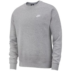 textil Hombre sudaderas Nike Club Crew Gris