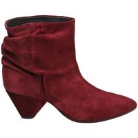 Zapatos Mujer Botines Fiori Francesi FOX porpo-porpora