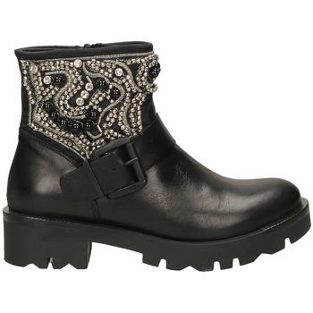 Zapatos Mujer Botines Tosca Blu KIRUNA c99-nero