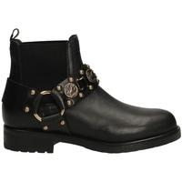 Zapatos Mujer Botines Albano RIO neror-nero-oro