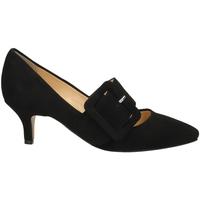 Zapatos Mujer Zapatos de tacón L'arianna CAMOSCIO nero-nero