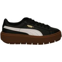 Zapatos Mujer Zapatillas bajas Puma PLATFORM TRACE L WNS blawh-nero-bianco