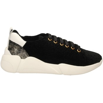 Zapatos Mujer Zapatillas bajas Colors of California SNEAKER WITH LACES black-nero