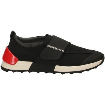Zapatos Mujer Slip on Guardiani ONESOUL xf00-nero
