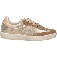 Zapatos Mujer Zapatillas bajas Lotto BRASIL SELECT CRACK brzdm-bronzo