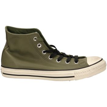 Zapatos Hombre Zapatillas altas All Star CTAS DISTRESSED HI fiegr-verde-militare