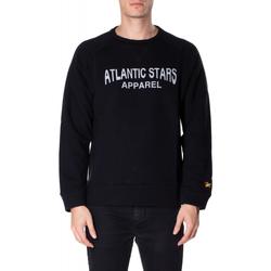 textil Hombre Sudaderas Atlantic Star Apparel FELPA col-3-nero