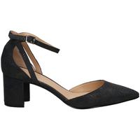 Zapatos Mujer Zapatos de tacón What For URSULE KARMA dblue-blu-scuro
