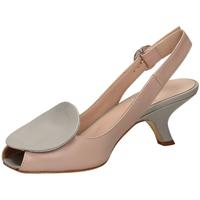 Zapatos Mujer Sandalias Mivida NAPPA argen-argento