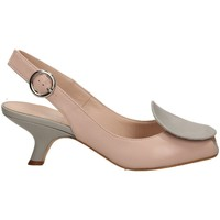 Zapatos Mujer Sandalias Mivida NAPPA light-rosa-grigio