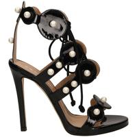 Zapatos Mujer Sandalias Marc Ellis VERNICE nero-nero