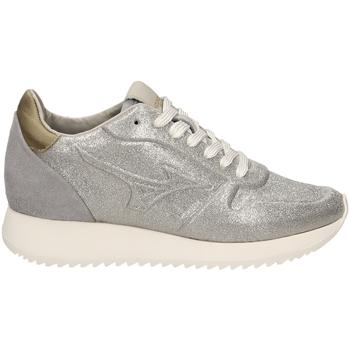 Zapatos Mujer Zapatillas bajas Mizuno SAIPH 2 GLITTER WOS silgr-verde-argento