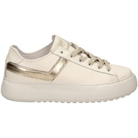 Zapatos Mujer Zapatillas bajas Pony TOP STAR OX LITE c1-bianco-oro