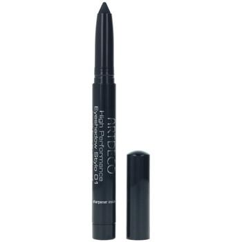 Belleza Mujer Sombra de ojos & bases Artdeco High Performance Eyeshadow Stylo 1-black 1,4 g