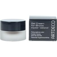 Belleza Mujer Perfiladores cejas Artdeco Gel Cream Brows Long Wear Waterproof 18-walnut 1 u