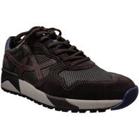 Zapatos Hombre Zapatillas bajas Allrounder by Mephisto Speed Marron terciopelo