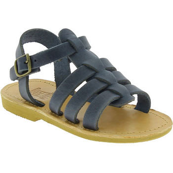 Zapatos Niño Sandalias Attica Sandals PERSEPHONE NUBUCK BLUE blu
