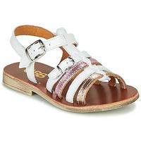 Zapatos Niña Sandalias GBB BANGKOK Blanco