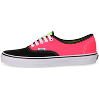 Zapatos Mujer Tenis Vans Authentic Multicolor