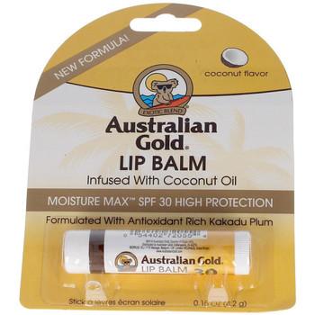 Belleza Protección solar Australian Gold Lip Balm Spf30 coconut Oil 4,2 Gr 4,2 g