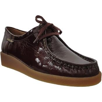 Zapatos Mujer Derbie Mephisto CHRISTY Burdeos barnizado