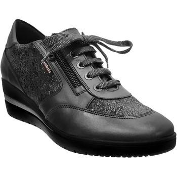 Zapatos Mujer Zapatillas bajas Mobils By Mephisto Patrizia cuero gris