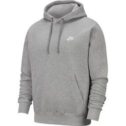 textil Hombre sudaderas Nike Club Hoodie PO Gris