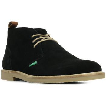 Zapatos Hombre Botas de caña baja Kickers Tyl Negro