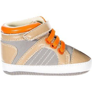 Zapatos Niños Pantuflas para bebé Le Petit Garçon Zapatillas Gris