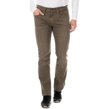 textil Hombre pantalones con 5 bolsillos Nautica Pantalón Tejano Largo Gris
