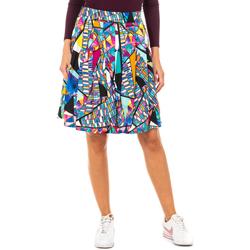 textil Mujer Faldas La Martina Falda Multicolor
